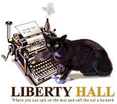 Liberty Hall Writers Workshop Logo