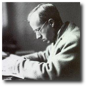 Gustav Holst in 1923. Artwork: This work is in the public domain and can be found on .
