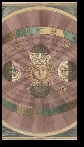 Artworkby Andreas Cellarius in 1708:  Courtesy of .