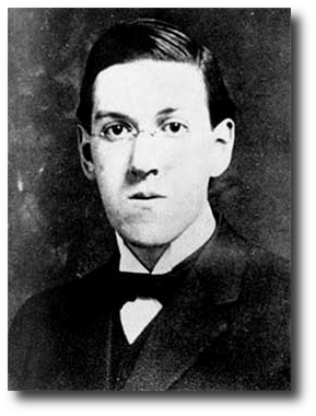 H.P. Lovecraft. Artwork : This photo is in the public domain.