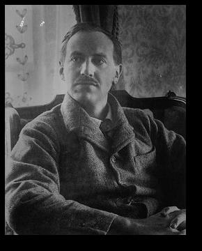 Edward John Moreton Drax Plunkett, 18th Baron of Dunsany. Artwork: This photo is in the public domain.