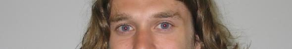 The eyes of Dalton Keane