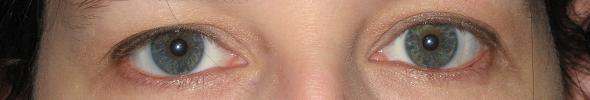 The eyes of Emily Lavin Leverett