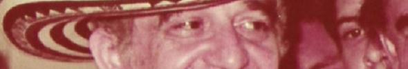 The eyes of Gabriel García Márquez