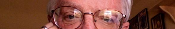 The eyes of Hank Quense