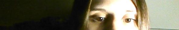 The eyes of Iris Macor