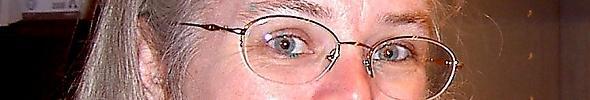 The eyes of Kristine Kathryn Rusch