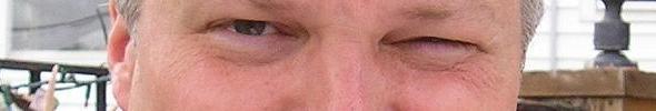 The eyes of Mark Freivald