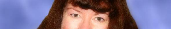 The eyes of Melodie Campbell