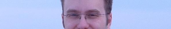 The eyes of Michael Aaron