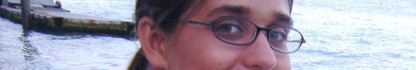 The eyes of Paige Gardner