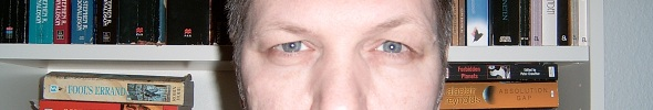 The eyes of Peter Fisk
