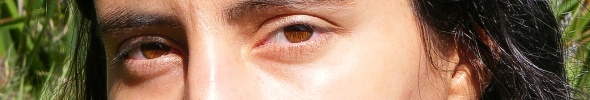 The eyes of Polenth Blake