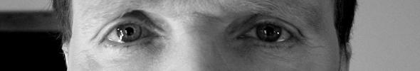 The eyes of Robert Borski