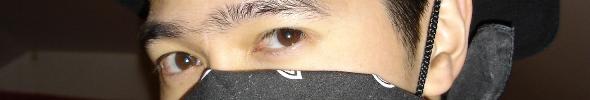 The eyes of Rod M. Santos