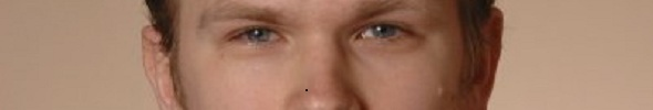 The eyes of Tom Crosshill