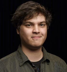 Ryan Row, author photo