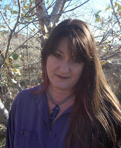 Frances Pauli author of Dragon story Owning the Dragon