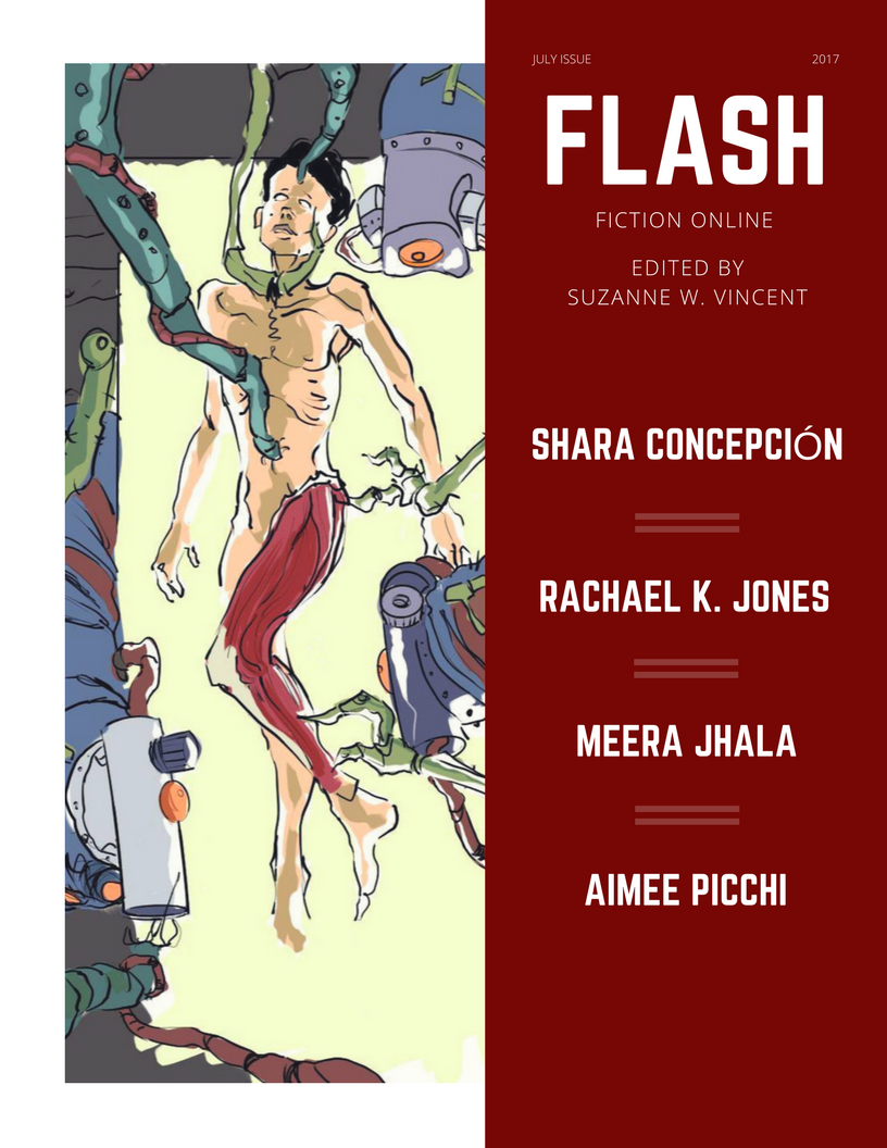 Flash Fiction Online July 2017 Issue