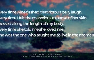 That Dark Sweet Magic by Travis Burnham