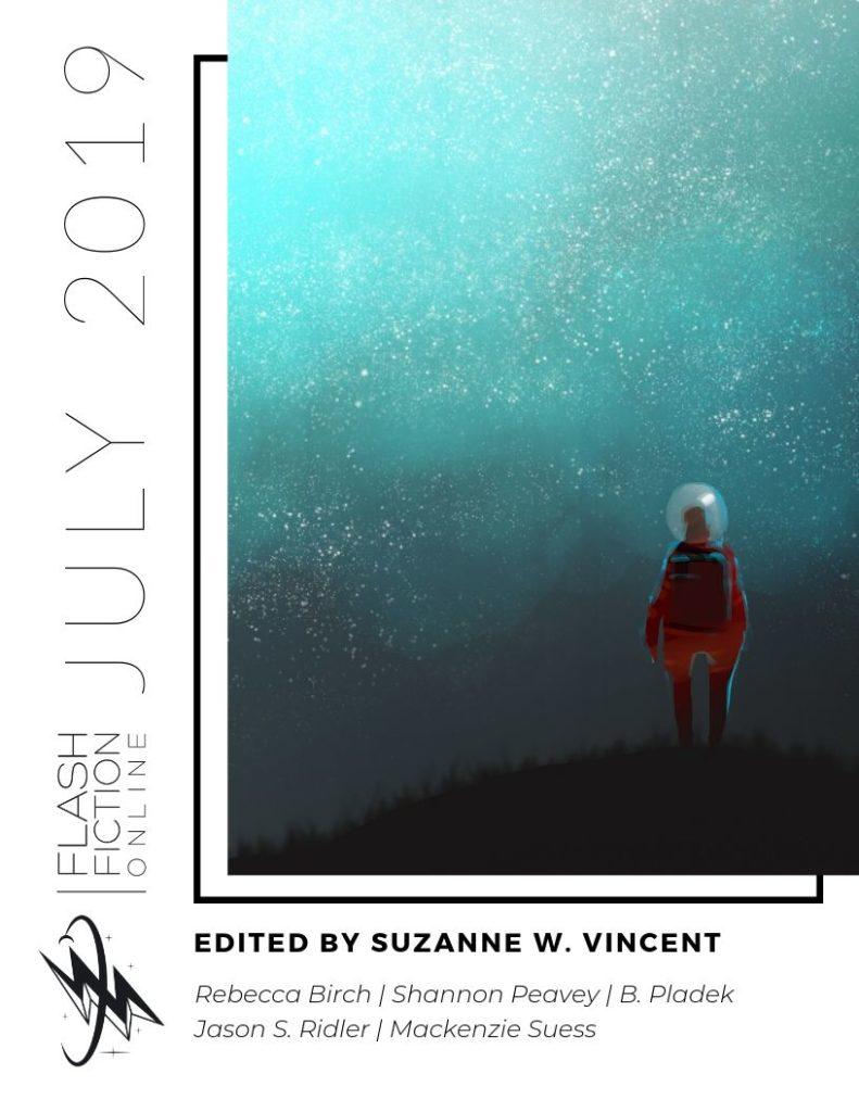 Flash Fiction Online July 2019
