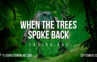 When the Trees Spoke Back